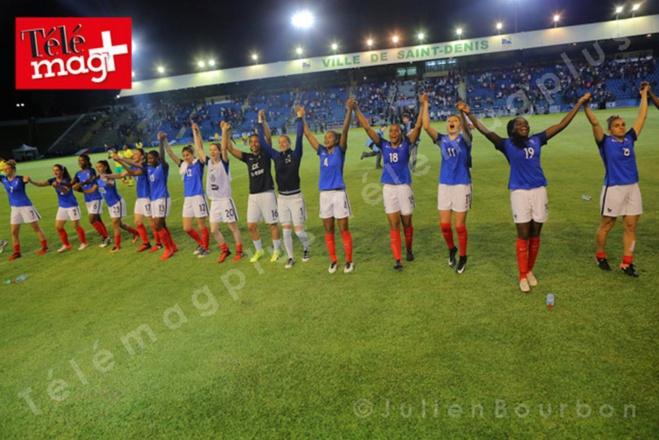 Football : L'équipe de France féminine s'impose face à l'Afrique du Sud