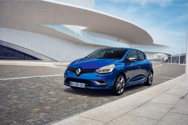 Renault Clio 4 GT Line: BALÈZE LA PETITE FRENCHIE