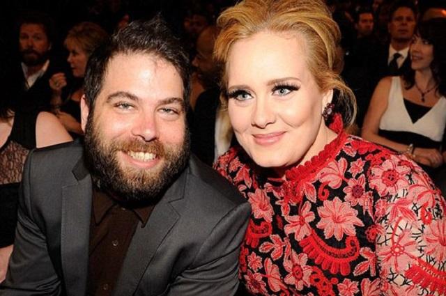 Adele mariée en secret?