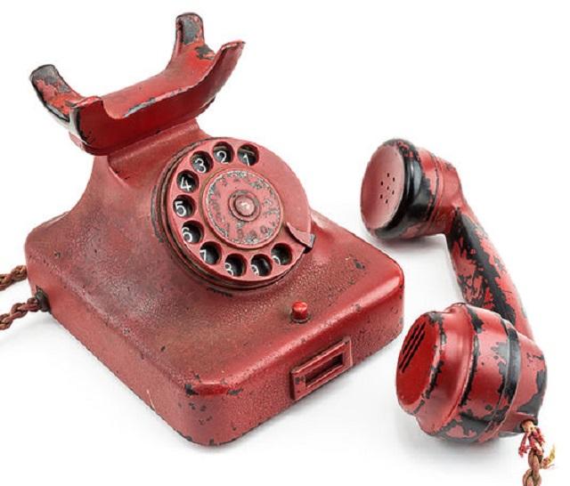 Le téléphone d'Hitler s'est vendu aux enchères