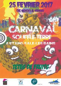 Parade carnavalesque à l'Étang-Salé les Bains