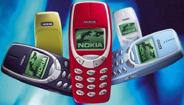 Le Nokia 3310 bientôt de retour!
