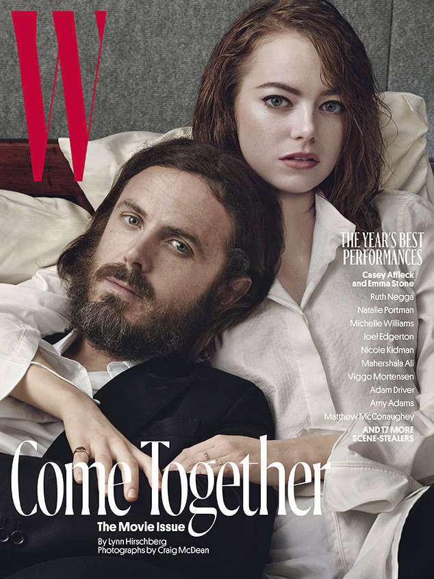Oscar du meilleur acteur et actrice des Oscars 2017 sont : Casey Affleck et Emma Stone