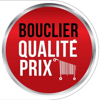 Bouclier qualité-prix 2017