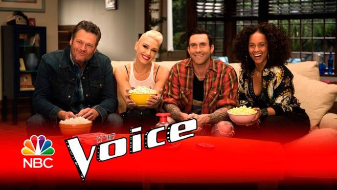 The Voice 2017: Pendant ce temps là aux Etats Unis