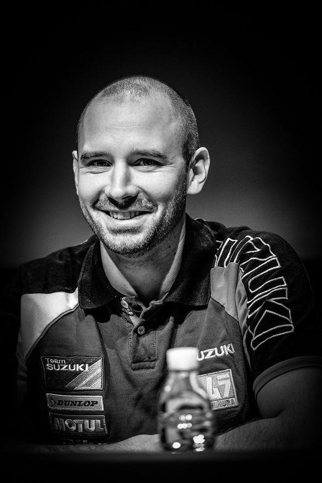 Moto: décès du pilote Anthony Delhalle