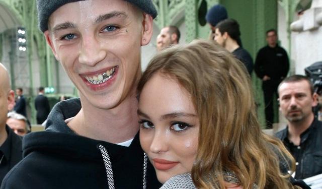 Découvrez Ash Stymest, le petit ami de Lily-Rose Depp