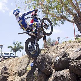 Sport : Trial Moto
