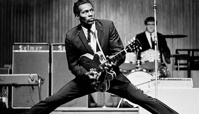 Chuck Berry est mort à l'âge de 90 ans