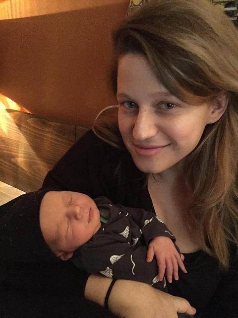 Selah Sue, maman pour la première fois