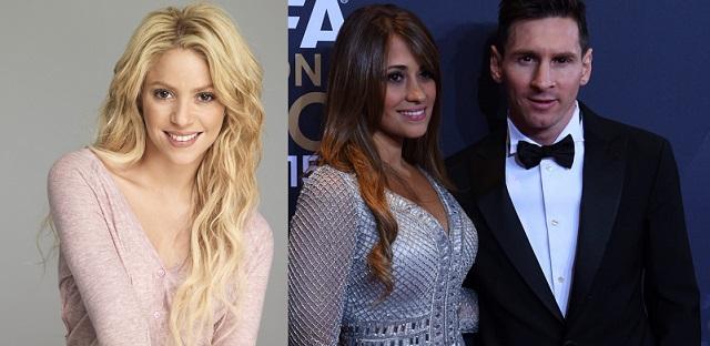 Shakira blacklistée du mariage des Messi!