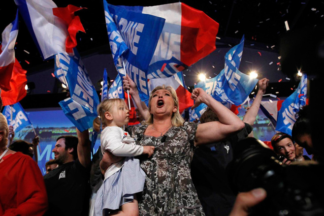 """L'incroyable confidence de Marine Le Pen: """"J'ai eu 3 enfants en 1 an"""""""