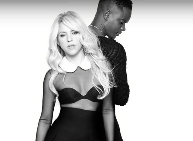 Shakira et Black M : Le duo improbable fait déjà un carton!