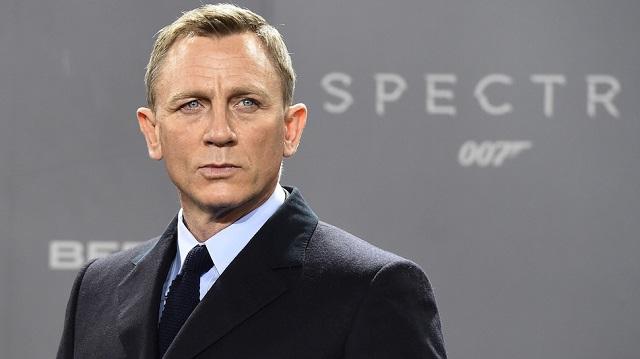 Daniel Craig de retour dans James Bond?