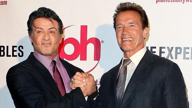 Expendables 4 : Arnold Schwarzenegger n'ira pas sans Sylvester Stallone !