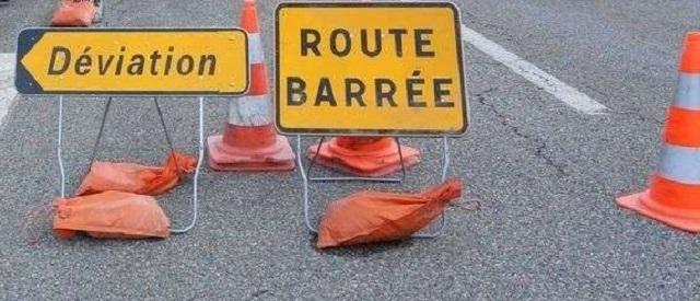 Route du Littoral: fermeture totale ce dimanche de 7h à 12h