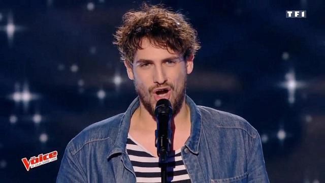 The Voice 6 : Découvrez l'incroyable voix de Valentin