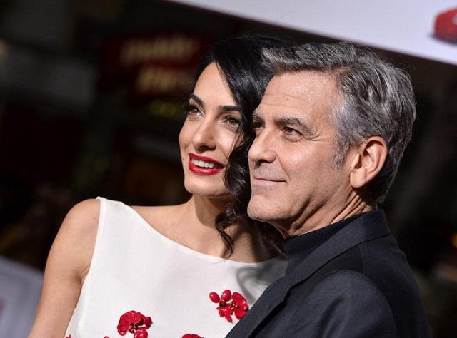 Amal et George Clooney, des voisins généreux!