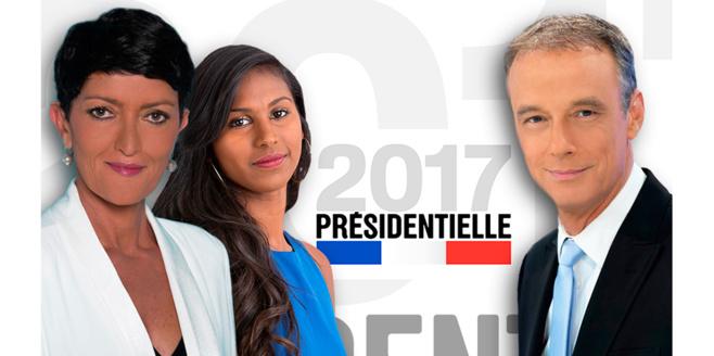 Présidentielle 2017 sur Réunion Première