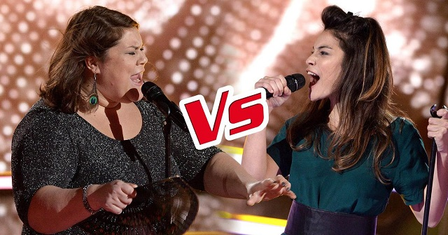 "The Voice : Audrey remporte sa ""battle"" et continue l'aventure !"