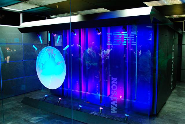 Watson, l'intelligence artificielle un peu psy