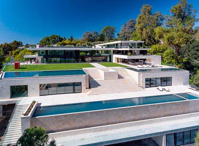 Jay-Z  et Beyoncé ont trouvé leur maison de rêve à Los Angeles