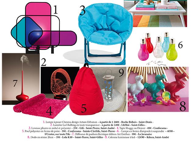 une d co haute en couleurs pour maman. Black Bedroom Furniture Sets. Home Design Ideas