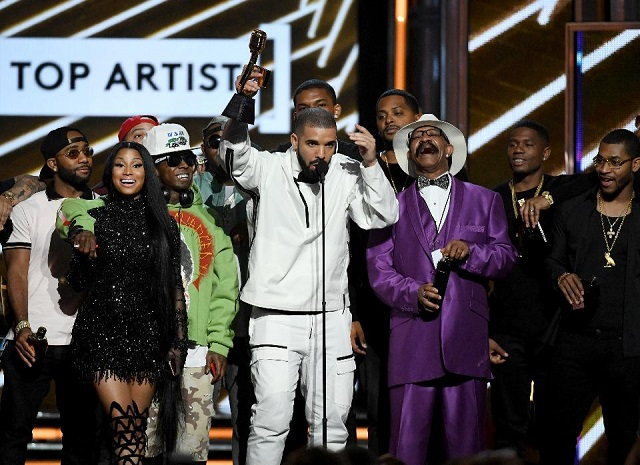 Billboard Music Awards 2017 : le palmarès complet