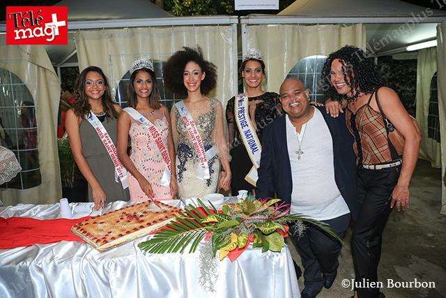 Miss St Denis 2017 : Cyrielle, nouvelle reine de beauté