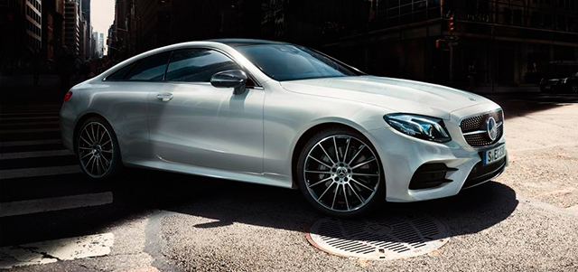 Mercedes-Benz Classe E Coupé : un pur régal