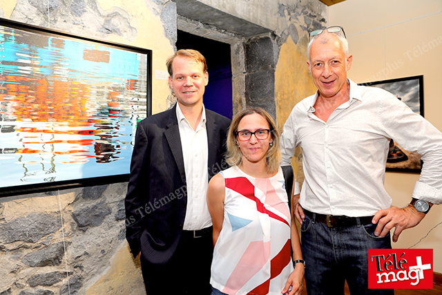 Jean-Luc ALLEGRE: Vernissage