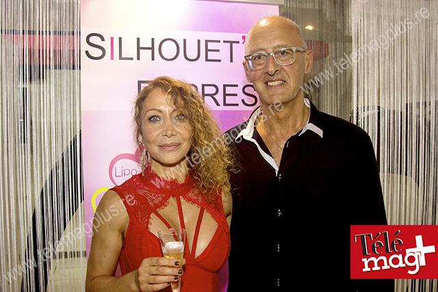 Silhouet'express: Inauguration