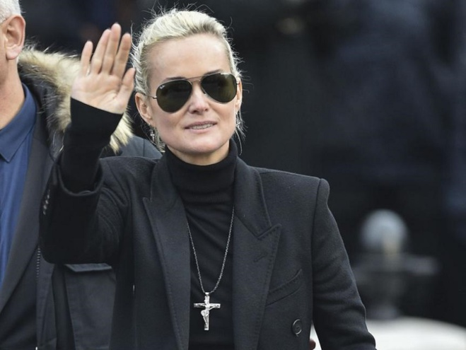 Testament de Johnny Hallyday: Laeti­cia exprime son « écœu­re­ment »