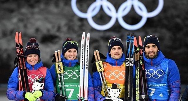 JO-2018: Martin Fourcade dans la légende avec une 5 eme médaille d'or