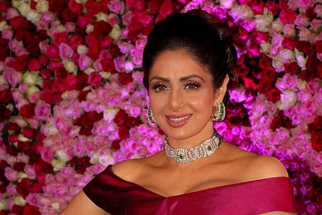 Inde: la star de Bollywood Sridevi s'est éteinte à 54 ans