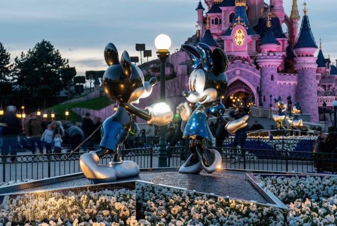 Marvel, Star Wars, La Reine des neiges ... le groupe Disney va agrandir Disneyland Paris