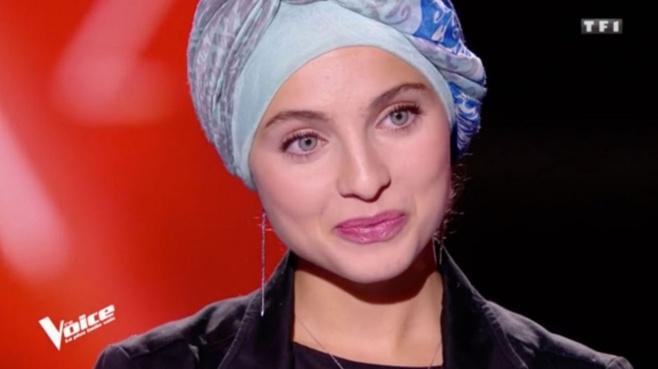 « The Voice » : Mennel Ibtissem coupée au montage