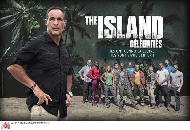 TV - The Island célébrités