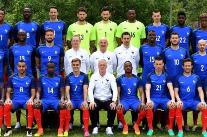 Coupe du Monde 2018 : découvrez les compagnes des joueurs de l'équipe de France