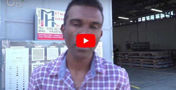11 anciens employés d'Arcelor Mittal créent Métallerie Huisserie Péï