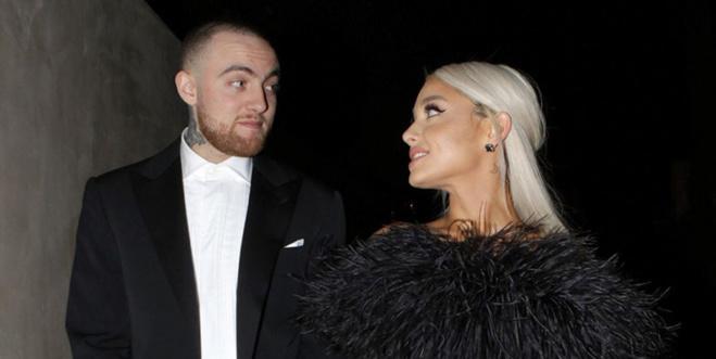 Ariana Grande est harcelée et insultée, après la mort du rappeur Mac Miller, son ex-compagnon