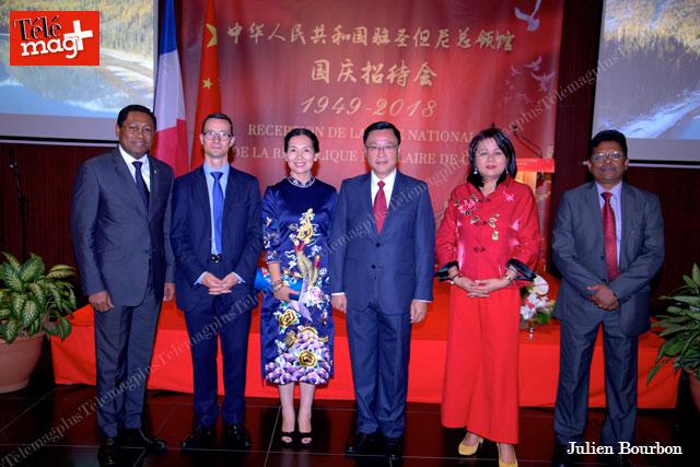 Consulat de chine : Fête nationale