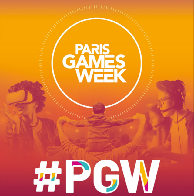 LA PARIS GAMES WEEK 2018, LIEU SACRE DU JEU VIDEO