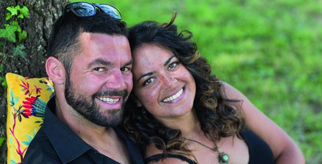Laetitia et Raoul - L'Amour est dans le pré