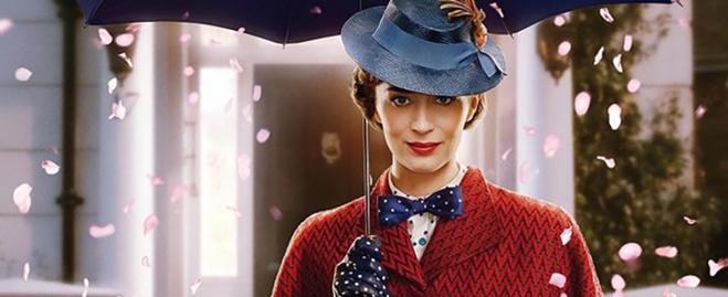 """Cinéma - 50 places à gagner pour """" Le retour de Mary Poppins """" avec le réseau ICC"""