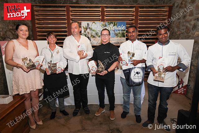 Guide kaspro 2019 : La sélection des plus belles tables de La Réunion