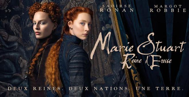 """Cinéma - 50 places à gagner pour """" MARY STUART, REINE D'ECOSSE """" avec le réseau ICC"""