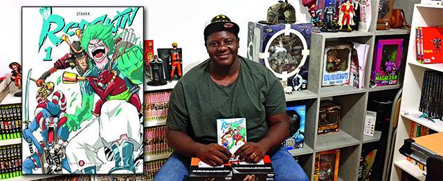 STAARK : L'Incroyable Mangaka Péi