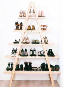 5 idées pour ranger vos chaussures