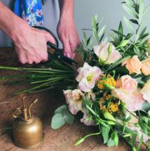 Entretenez votre bouquet !